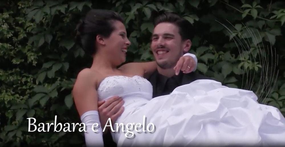 Barbara e Angelo