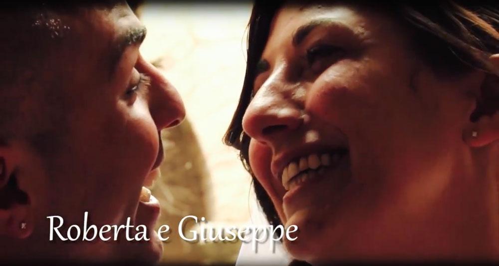 Roberta e Giuseppe